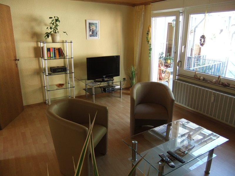 Ferienwohnung direkt am Rhein, holiday rental in Patersberg