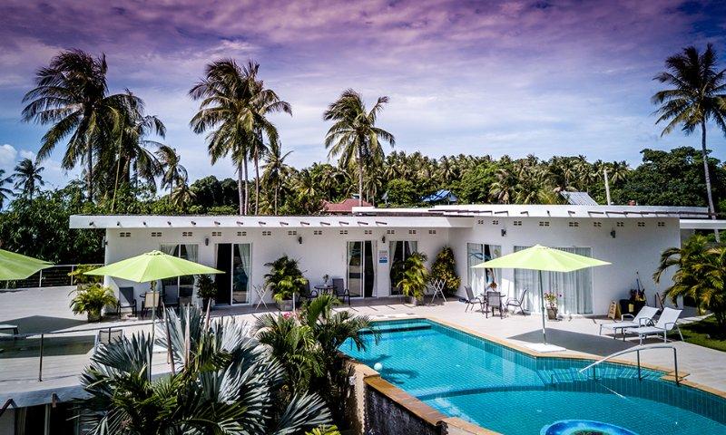 Amazing Feng Shui luxury 1-BR Apartment 51m2, casa vacanza a Ya Nui
