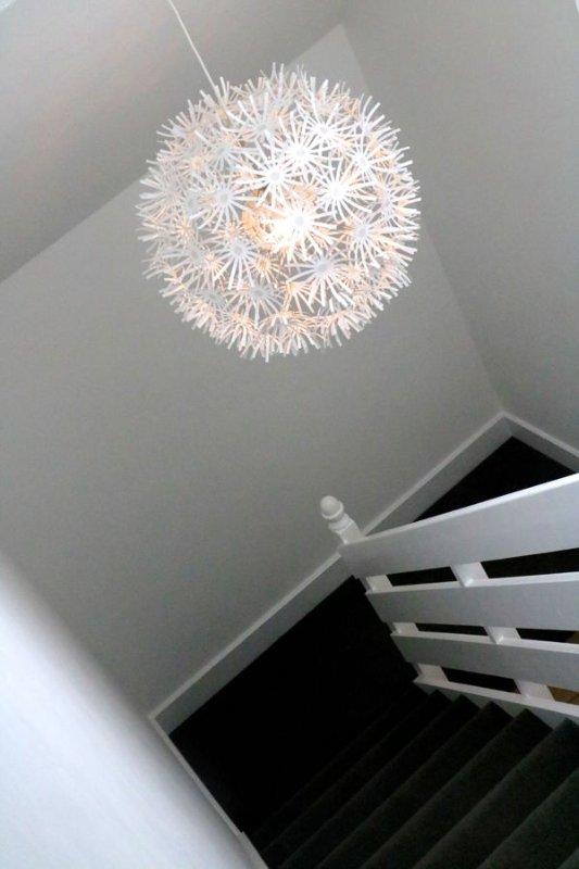 escaliers couloir