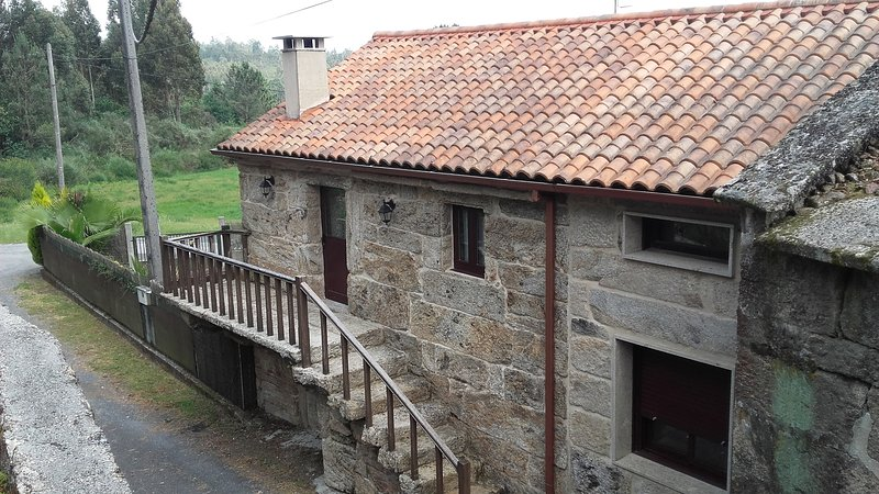 Casa Rural Cabo de Arans, holiday rental in Cenlle