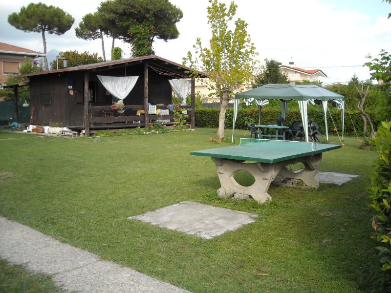 Chalet House of Smiles. Surrounded by greenery, 1.5 km from the sea. the home of intelligent holidays