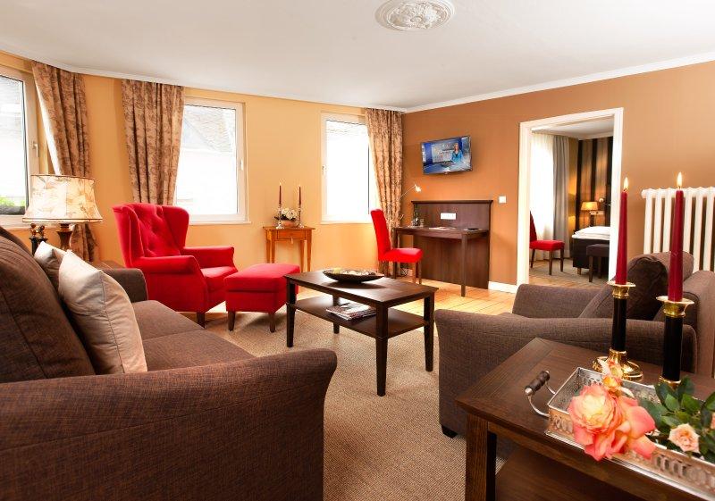 Altstadt-Suiten. Wohnen in historischem Ambiente in der Altstadt von Trarbach, vacation rental in Buechenbeuren