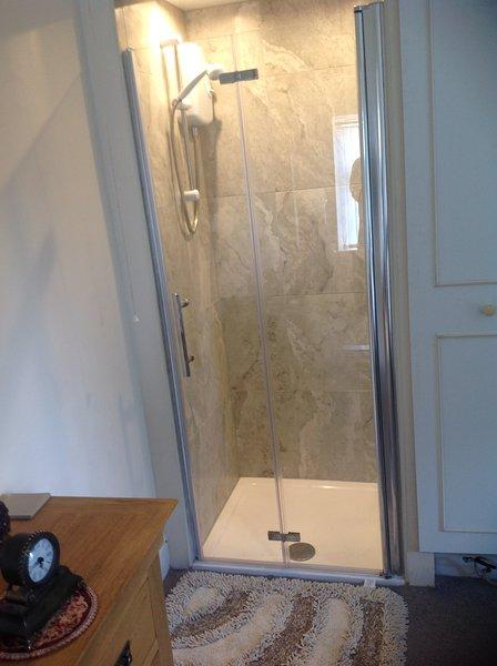 Neue Dusche aug 17