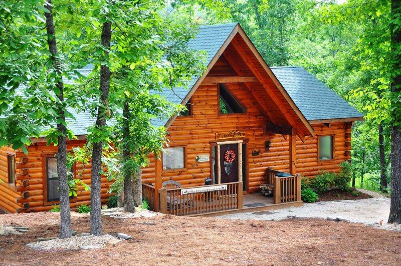 3 sovrum 2 badrum timmerstuga Branson Camp Budd