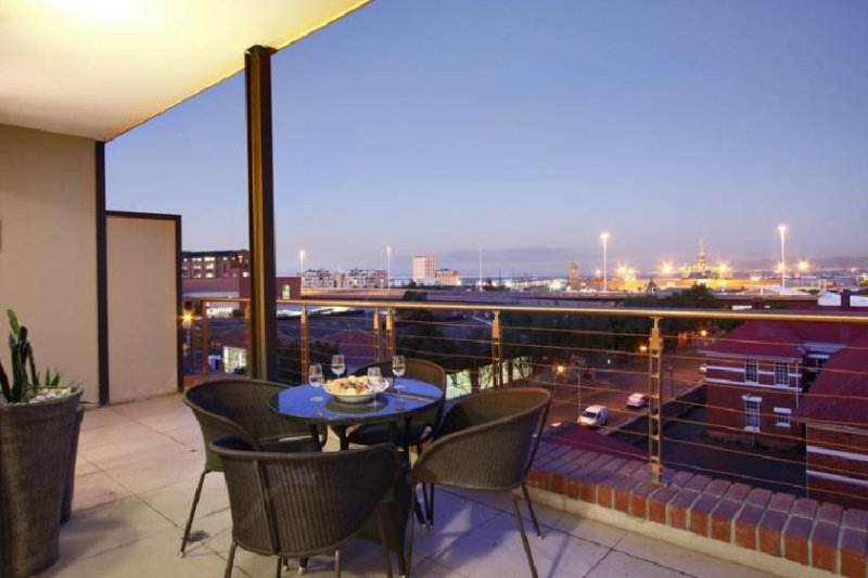 319 The Rockwell Luxury Aparthotel, holiday rental in Cape Town Central