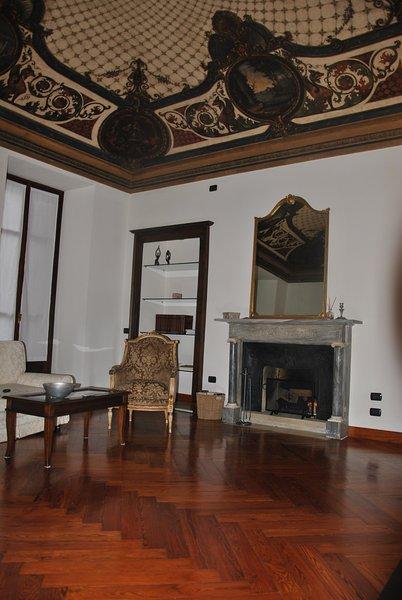 Casa Rattazzi, holiday rental in Piazzo