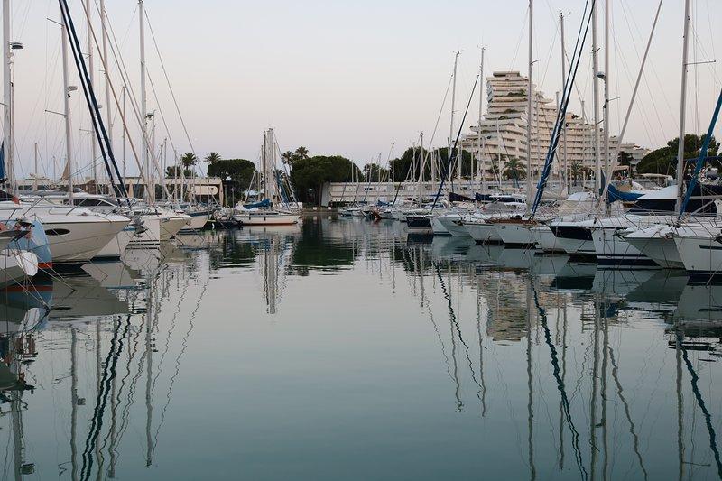 Sun Marina Baie, vacation rental in Villeneuve-Loubet