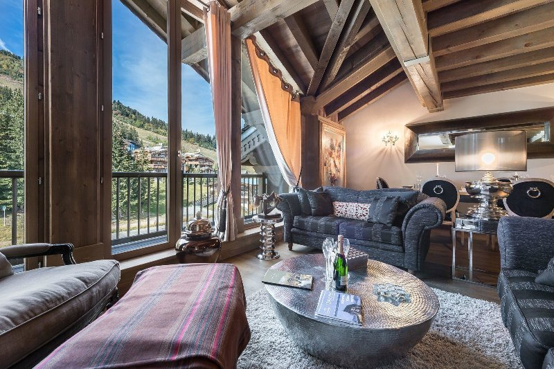 Apartment Poulin Chalet in Courchevel