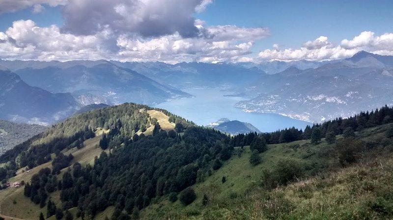 San Primo mountain
