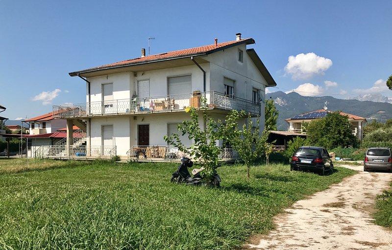 Smile House Tuscany, wellness, Nature and beach. Casa del Sorriso, spa stays Tuscany.