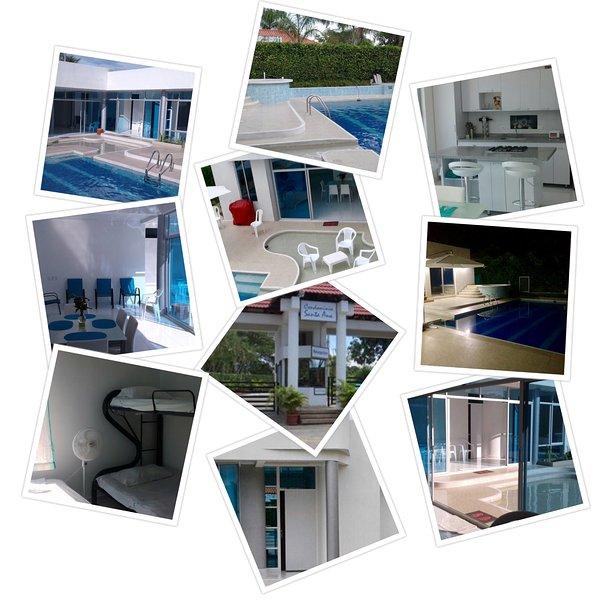 Hermosa casa con piscina privada y jacuzzi alquileres de for Casas con piscina privada para vacaciones