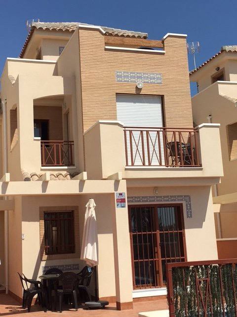 Duplex 5 Mar de Plata, vacation rental in Mazarron
