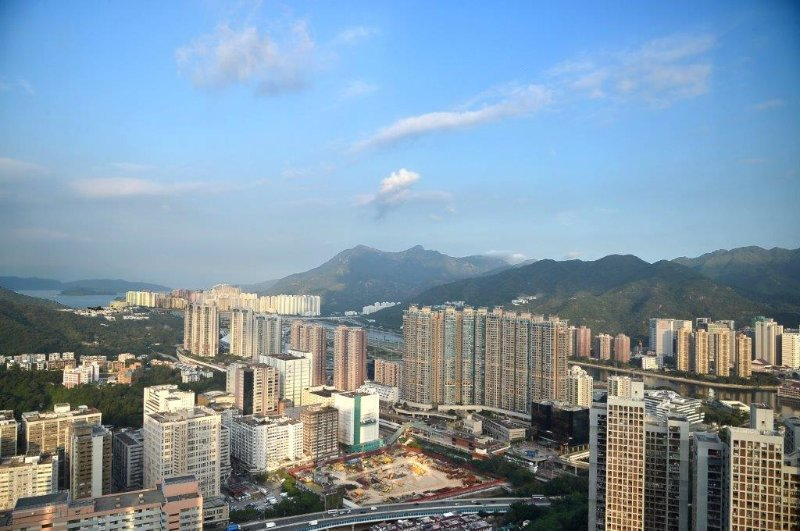 1700 sq ft apartmen 2 bedroom in Shatin, Fo Tan, Hong Kong, aluguéis de temporada em Shenzhen