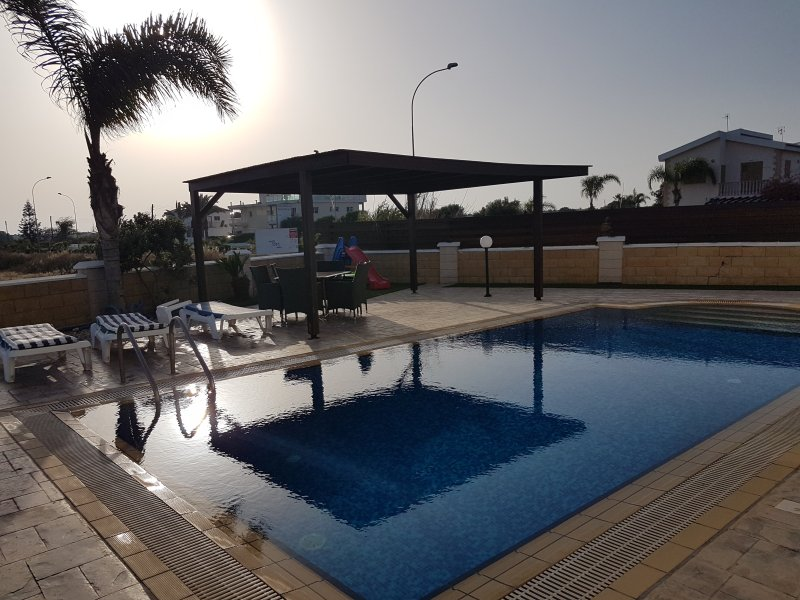 Sea View Holiday Villa Sofia, with private pool. Perfect for families!, vacation rental in Ayia Napa
