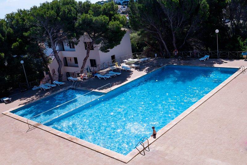 Solisla, holiday rental in Cala d'Alcaufar