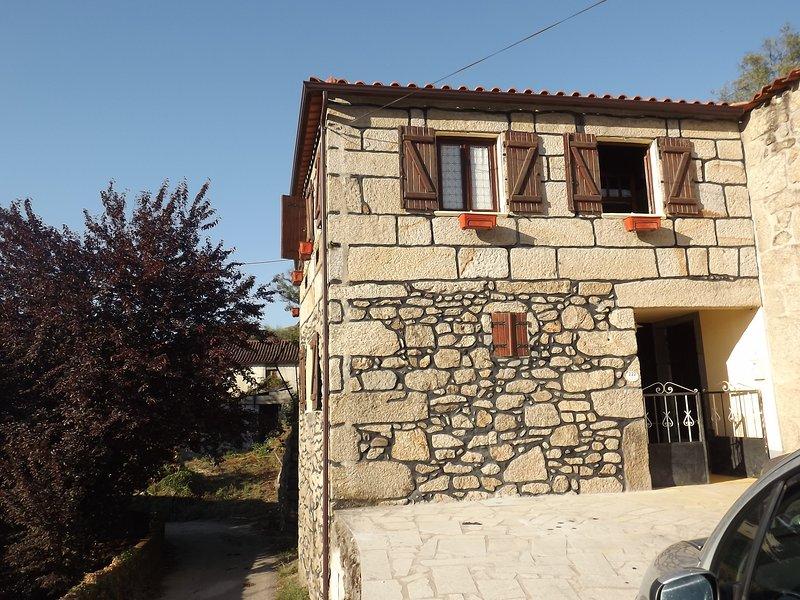 Casa Rural do Varinho, alquiler vacacional en Calheiros