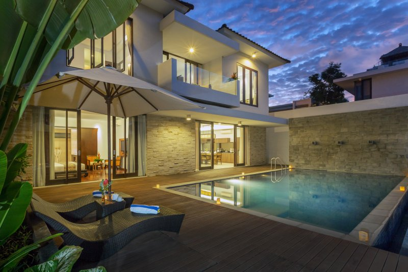 A Luxury Modern 3BR Villa Bay View - Nusa Dua, vacation rental in Nusa Dua Peninsula