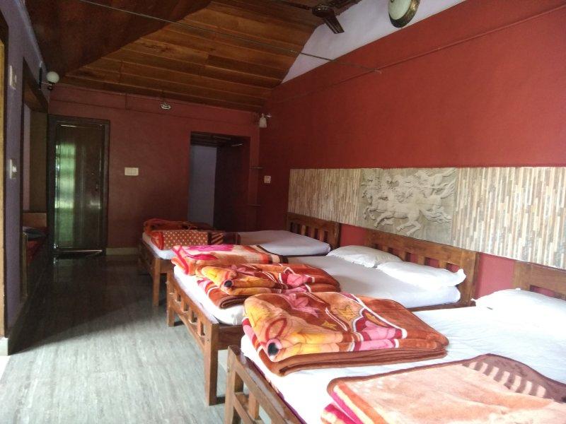 TripThrill Jungle Mount Adventue Dormitery, casa vacanza a Yavakapadi Village