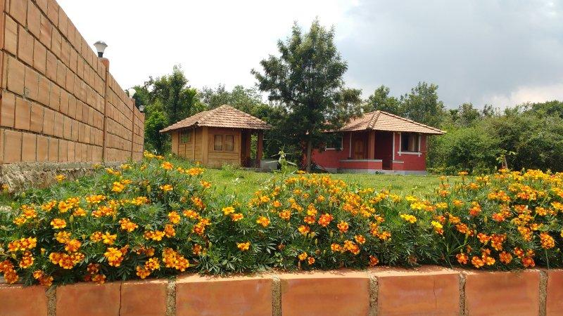 TripThrill jungle Mount Adventure Cottage5, casa vacanza a Yavakapadi Village