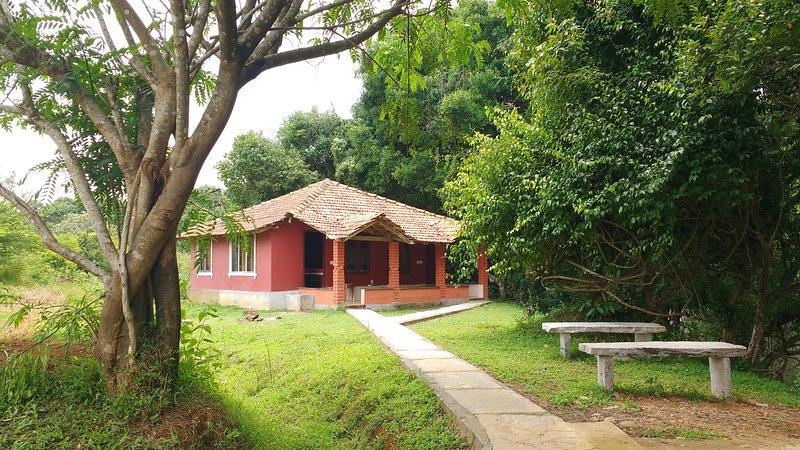 TripThrill Jungle Mount Adventure Cottage3, casa vacanza a Yavakapadi Village