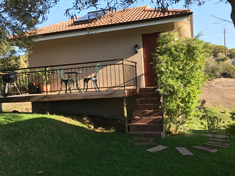 Studio Unit Waterryk Guest Farm, holiday rental in Riversdale