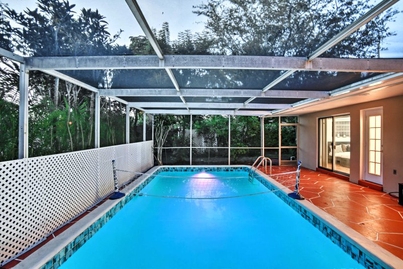 Look forward to a memorable Miami getaway when you stay at this 3-bedroom, 1.5-bath vacation rental home!
