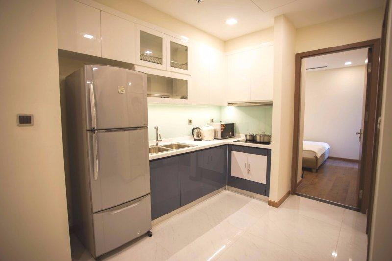 Full furnished kitchen