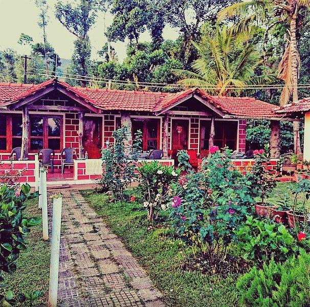 TripThrill Kings Cottage2, alquiler de vacaciones en Bhagamandala
