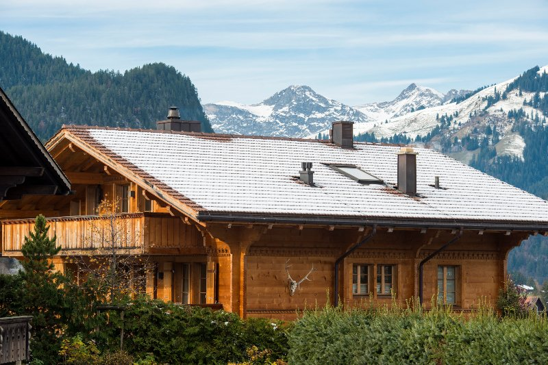 location appart Gstaad Chalet Spears