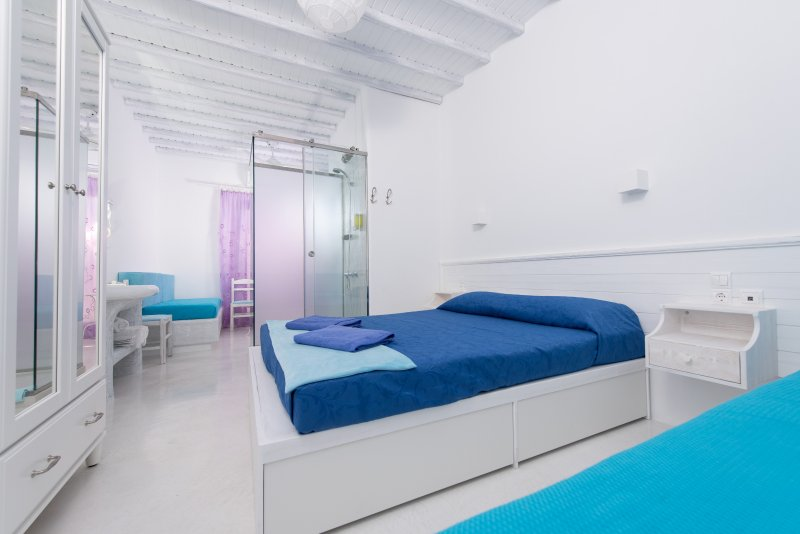 mumua 's town studio room 2, casa vacanza a Agios Sostis