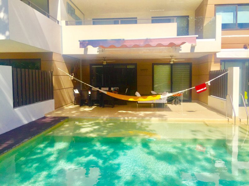 Lovely and classy 2 bed apartmen in stunning PGA Golf Resort in Playa del Carmen Mexico