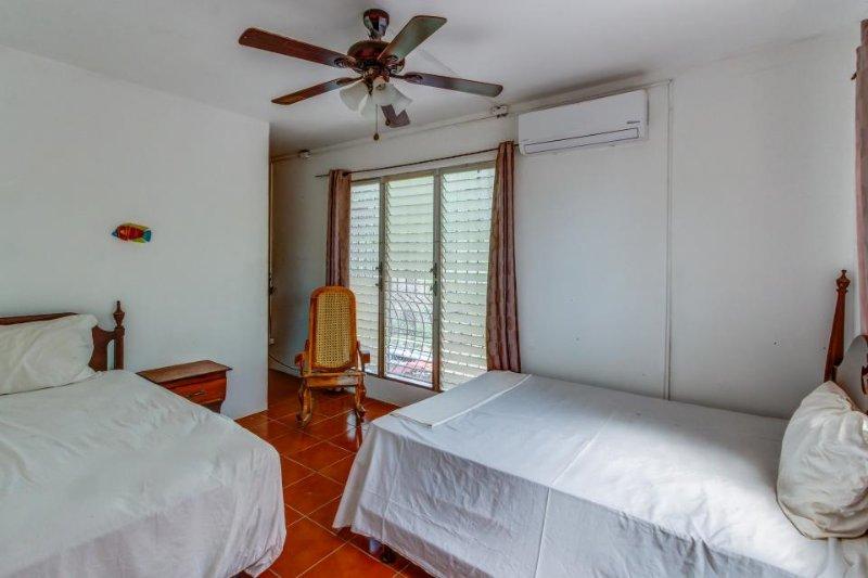 Chambre avec deux lits, 3 couchages