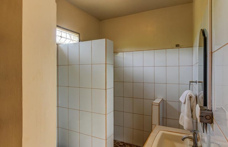 Private bathroom for each room.