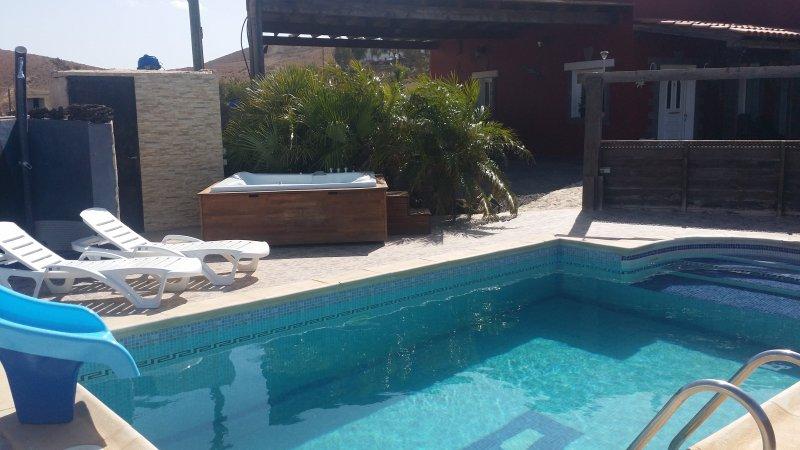Casa Ary, Disfruta de Fuerteventura a tu ritmo en este enclave rural., aluguéis de temporada em Ajuy