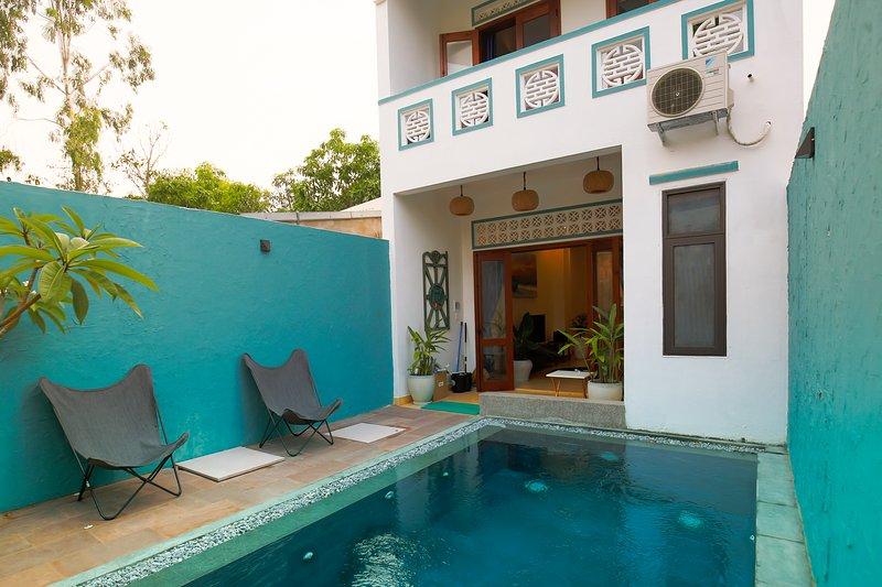 Villa Catani, alquiler vacacional en Hoi An