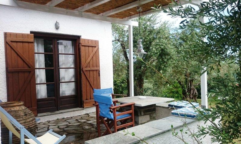 Aristi's House (Aeolos Hotel Complex), vacation rental in Chorefto