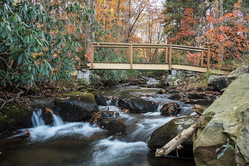 Puentes privadas y Senderos