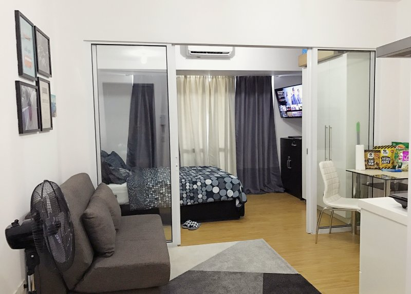 Enjoy the Breathtaking View of a Cozy Home!, holiday rental in Mandaluyong