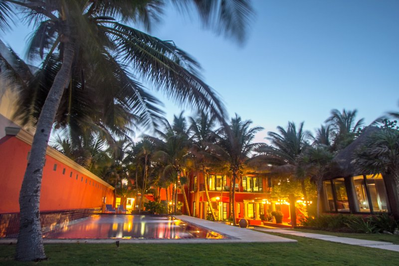 Villa Buena Suerte - The Finest Villa in the Tulum Area