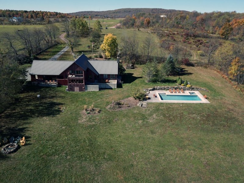 Magnificent 44+ Acre Country Estate, location de vacances à Jackson