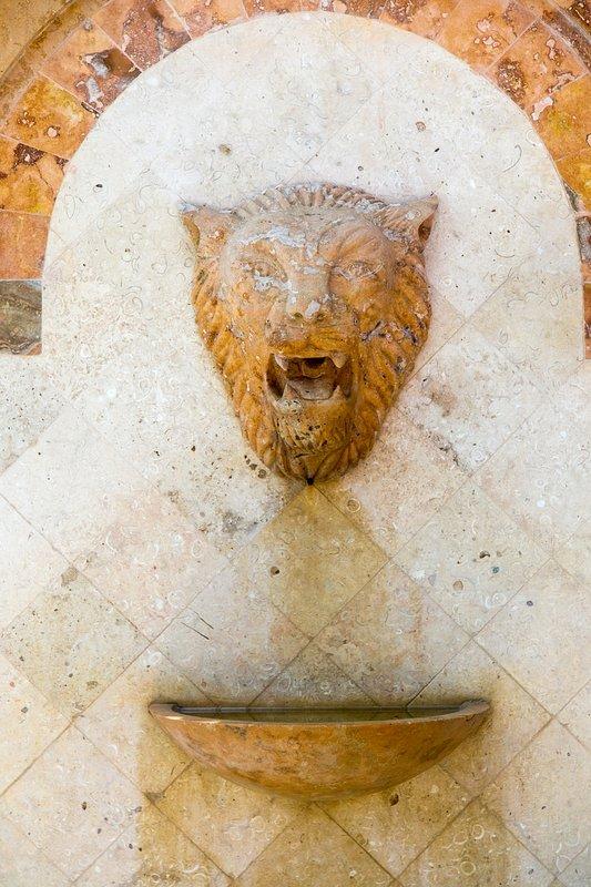 Le Lion Fontaine