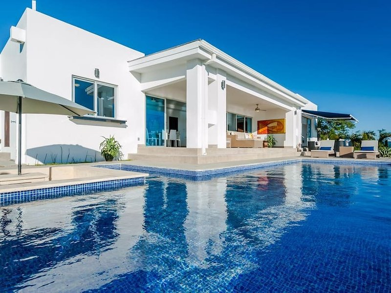 A Spectacular Villa Located In Scenic San Juan Del Sur Nicaragua, location de vacances à Rivas