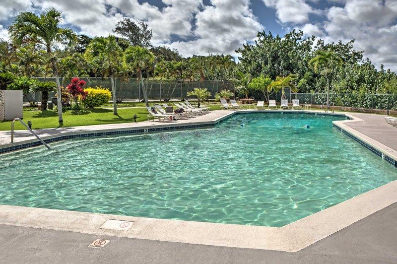 Profitez du style de vie décontracté de l'île de Kauai dans cette location de vacances de 2 lits à Lihue.