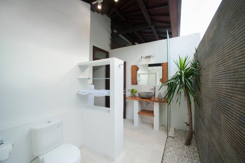 ensuited bathroom