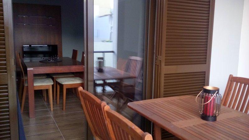 beach house Casa Sol e Mar 1, holiday rental in Sao Bartolomeu