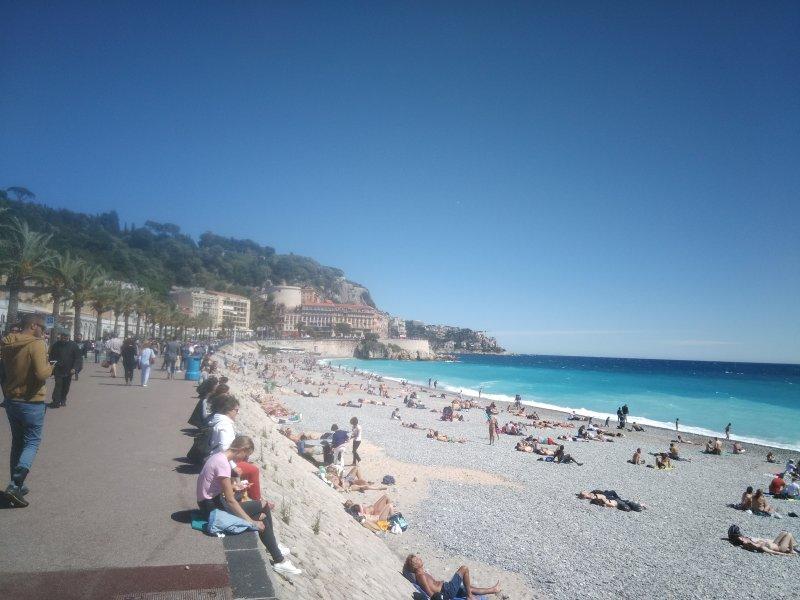 Nice one final da Promenade des Anglais.