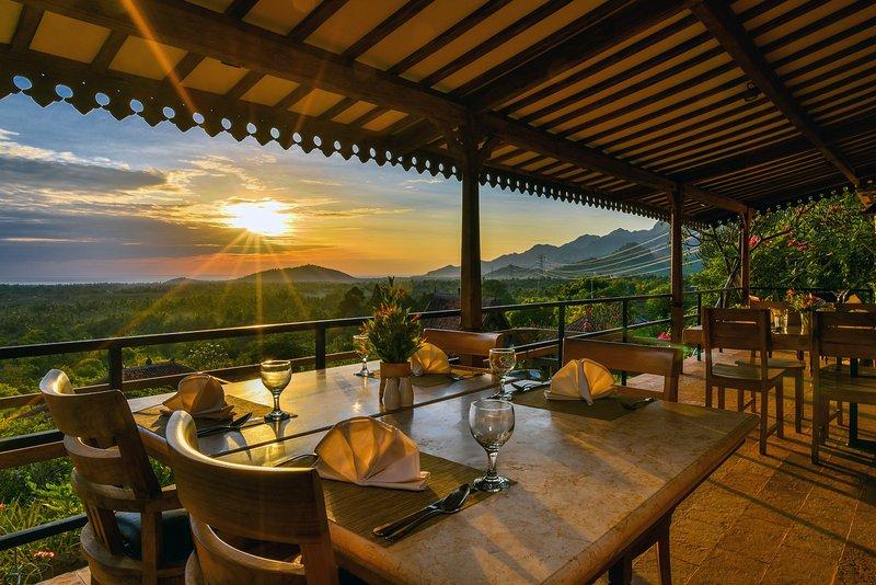 Suma restaurant à distance de marche de votre villa