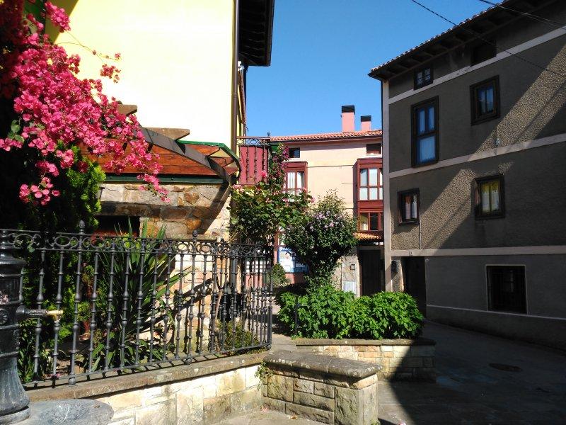 Disfruta de Plentzia, apartamento, holiday rental in Maruri-Jatabe