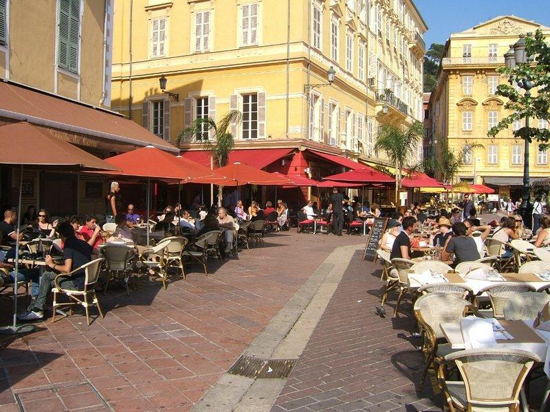 Cours Saleya Vieille Ville