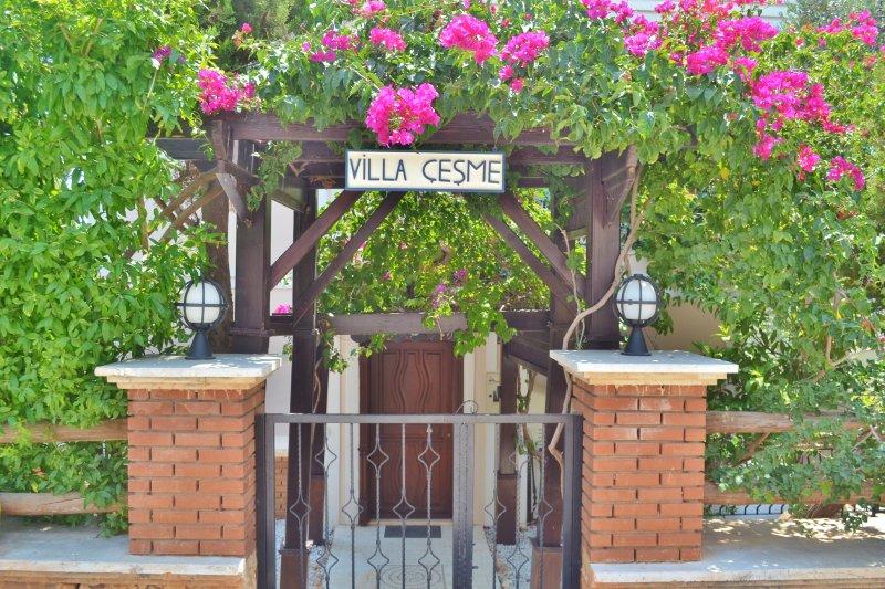 Welcome to Villa Cesme